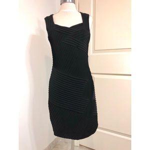🚨NWT Calvin Klein Black Sleeveless Sheath Dress